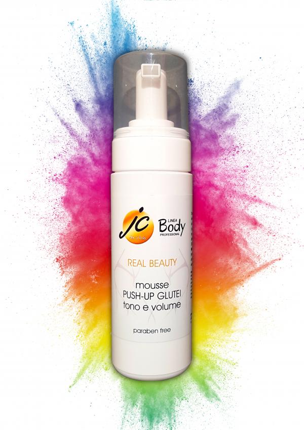 JC Hair & Body - Push-Up GLUTEI tono e volume